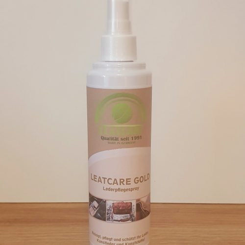 LEATCARE GOLD – Lederpflegespray
