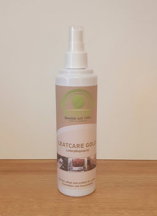 unser Lederplfege Spray - Leatcare Gold