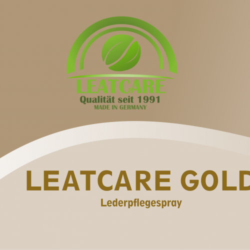 LEATCARE GOLD – Lederpflegespray